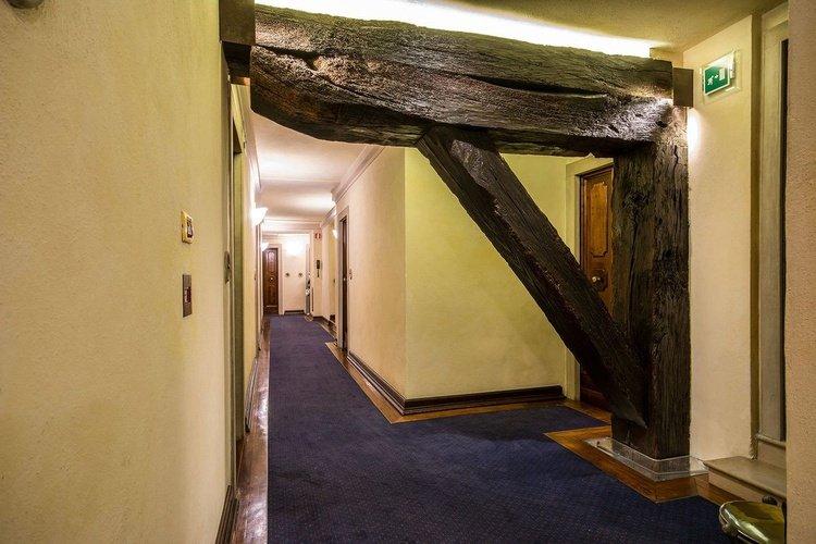 Interiors art hotel commercianti bologna