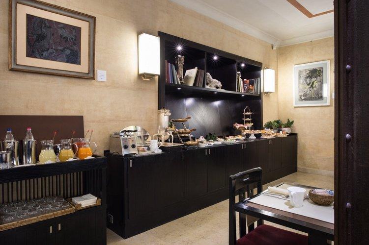 Buffet breakfast  Art Hotel Novecento Bologna, Italy