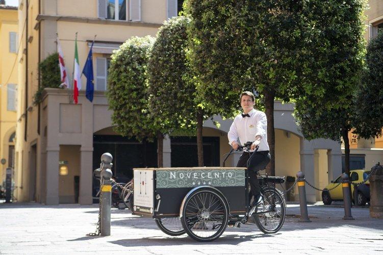 Amenities  Art Hotel Novecento Bologna, Italy