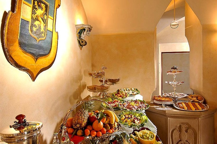 Buffet breakfast  art hotel commercianti bologna