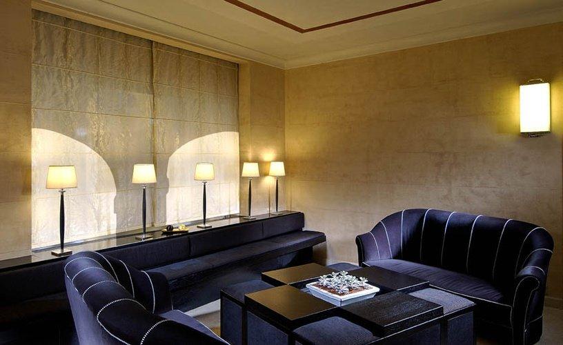 Interiors  Art Hotel Novecento Bologna, Italy