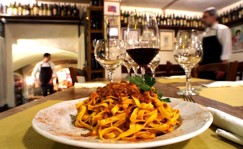 LUNCH AND DINNER - DELIVERY SERVICE  Art Hotel Novecento in Bologna