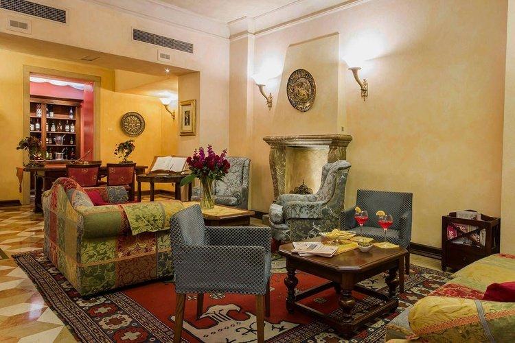 Reception art hotel commercianti bologna