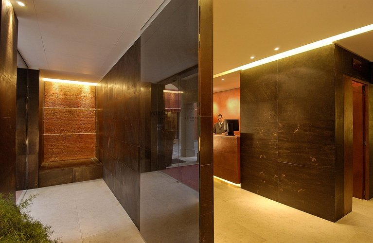 Reception  Art Hotel Novecento Bologna, Italy