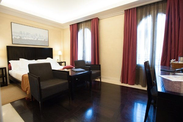 CLASSIC DOUBLE ROOM  Art Hotel Novecento in Bologna, Italy