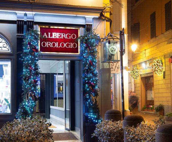 Entry  art hotel orologio bologna